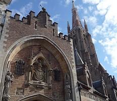 Fiche de Bruges Bruges_SaintSauveurZoom