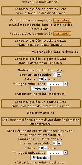 Guide du Bailli Bailli_Fonctionnaires